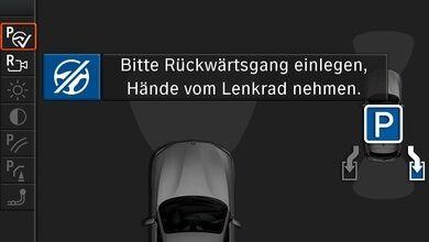 Park Assist by BMW