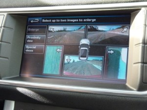 Range Rover Evoque Surround Camera System