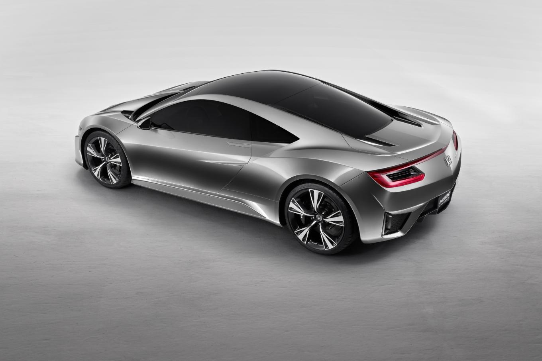 Honda NSX Concept 5
