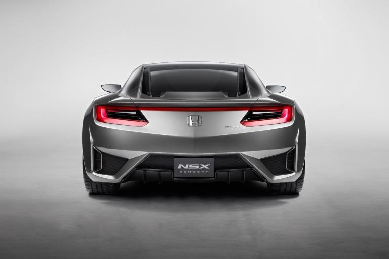 Honda NSX Concept 6
