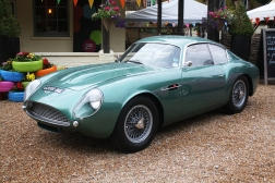 Aston Martin DB4 Zagato Sanction II