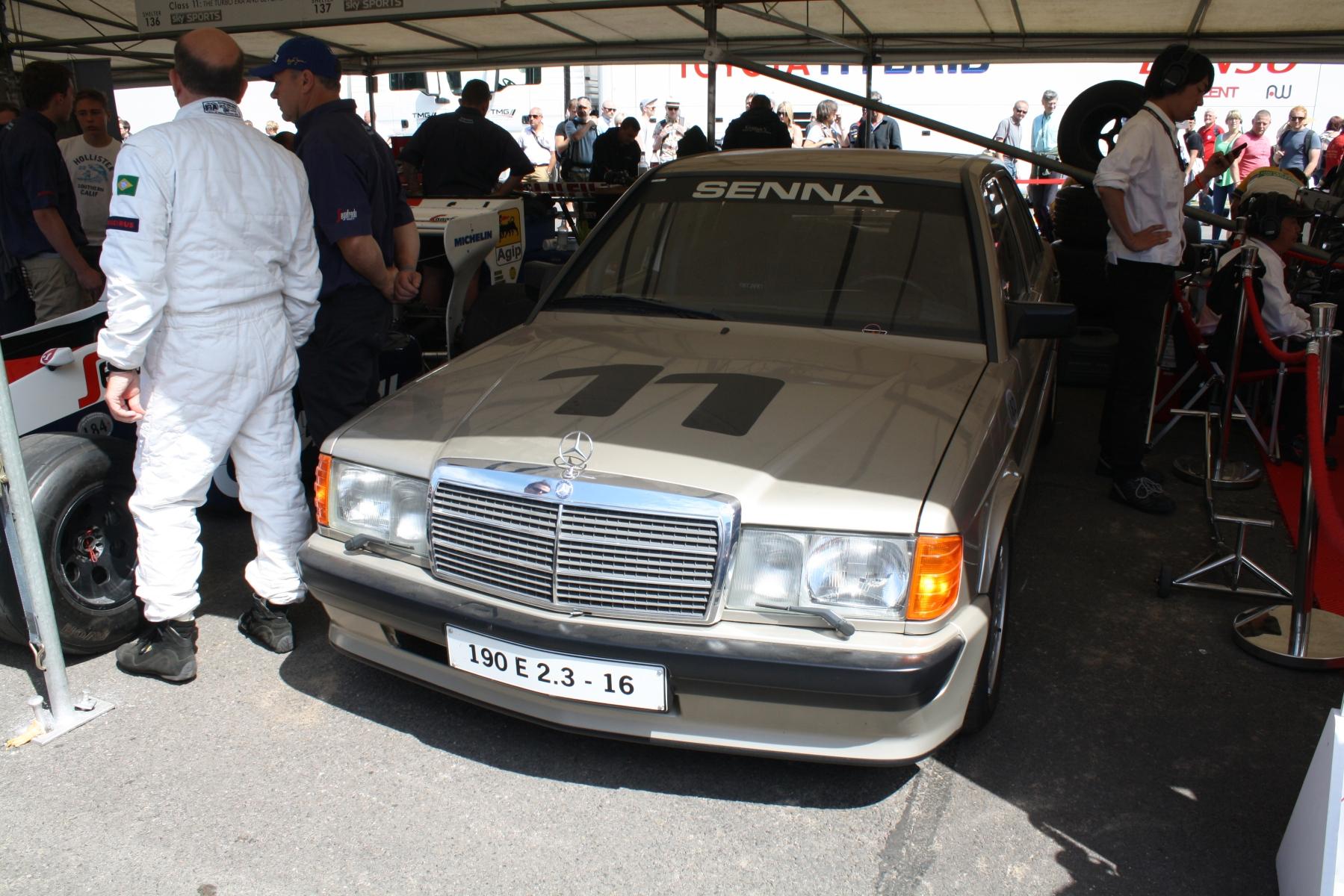Mercedes Benz 190E 2.3 - 16