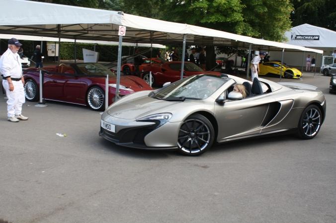 McLaren 650S SVO