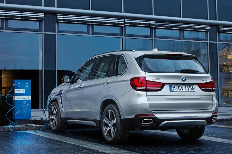 The new BMW X5 xDrive40e-64488