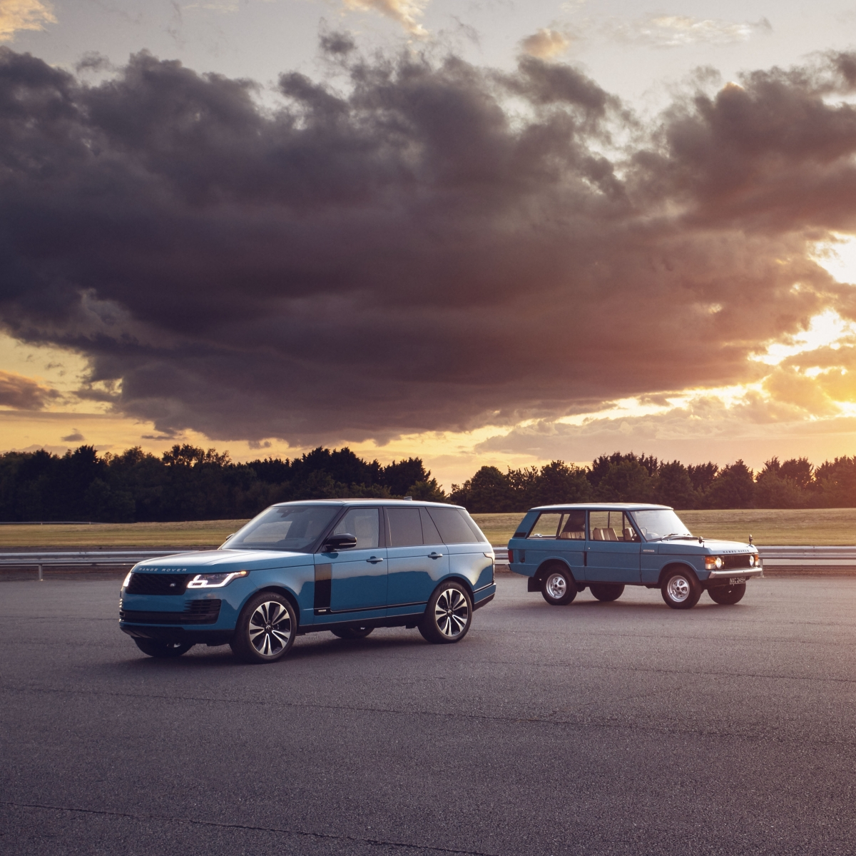 Exclusive Range Rover Fifty celebrates 50 years ofinnovation