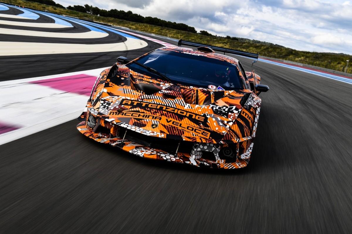 Lamborghini SCV12: Limited editionhypercar
