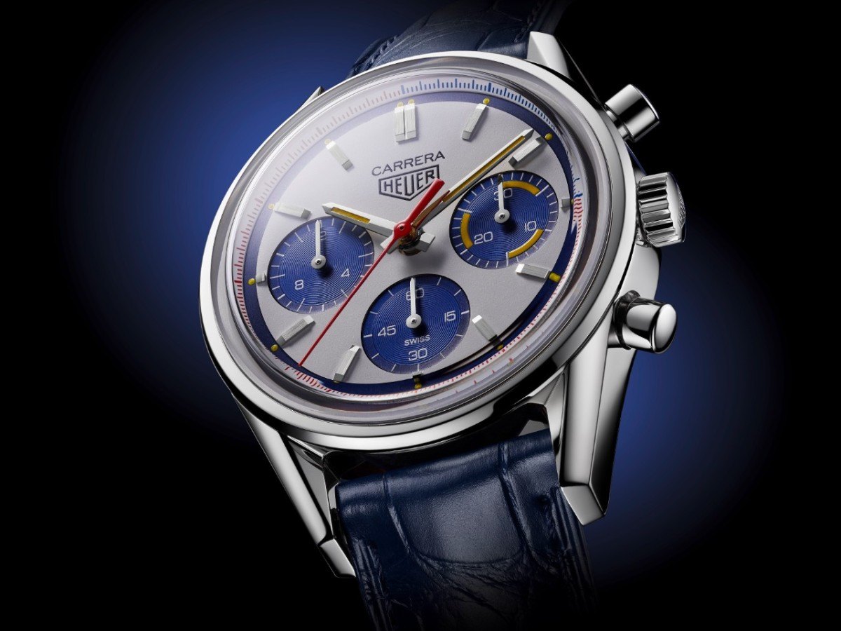 TAG Heuer Carrera 160 Years Montreal LimitedEdition