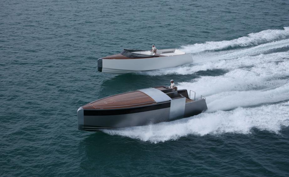 Motor Yacht A tenders – StarckDesign
