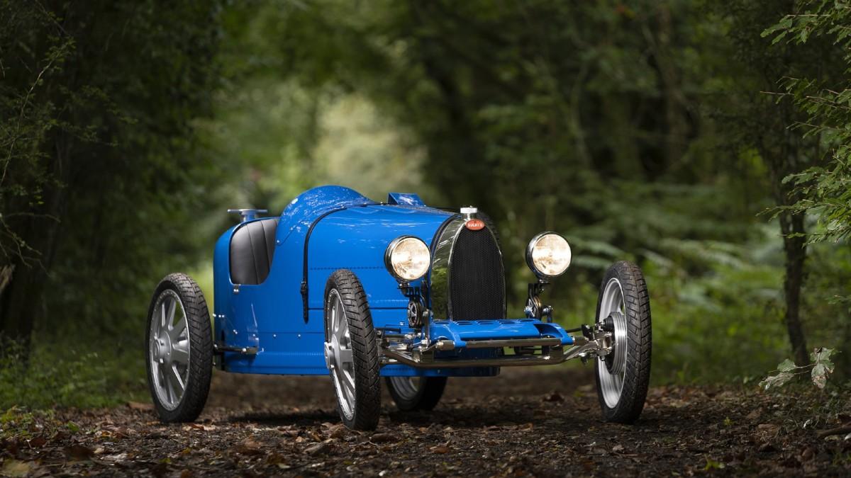 Bugatti Baby II – MUSTHAVE
