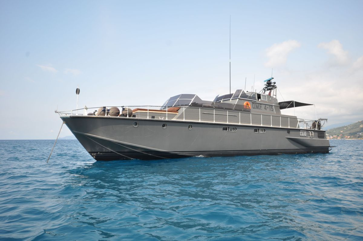 Cujo by Baglietto – A yacht withprovenance