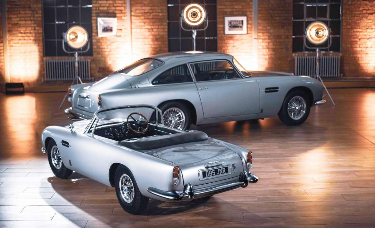 Aston Martin DB5 Junior – MUSTHAVE