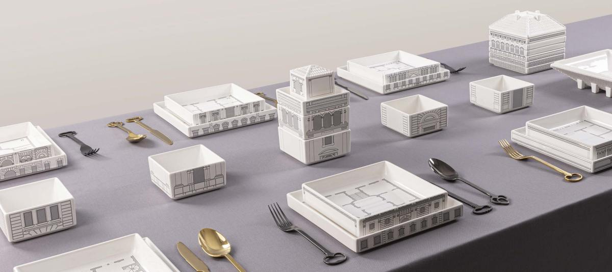 Seletti Palace Dinner set – MUSTHAVE
