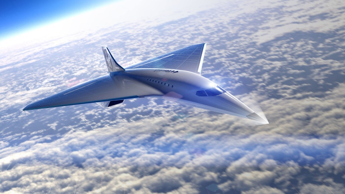 Virgin Galactic to bring back supersonictravel