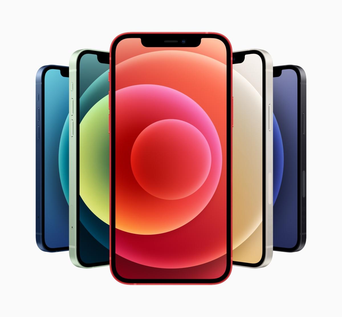 Apple reveals four newiPhones