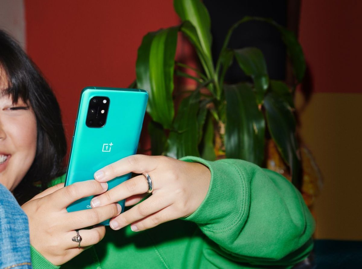OnePlus launches new 8T – 120Hz and 5Gconnectivity