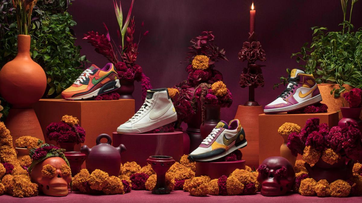 Nike reveals Dia de Muertos 2020collection
