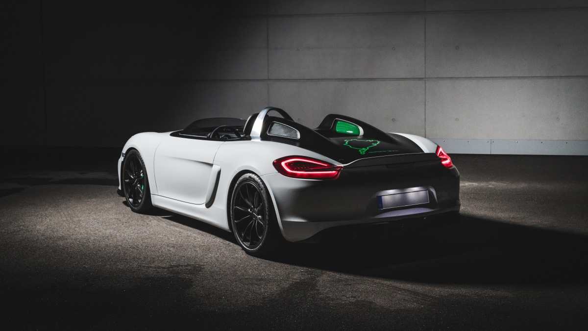 Porsche Unseen – never seen beforeconcepts