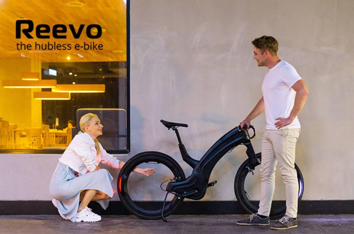 Reevo – Hublessbicycle