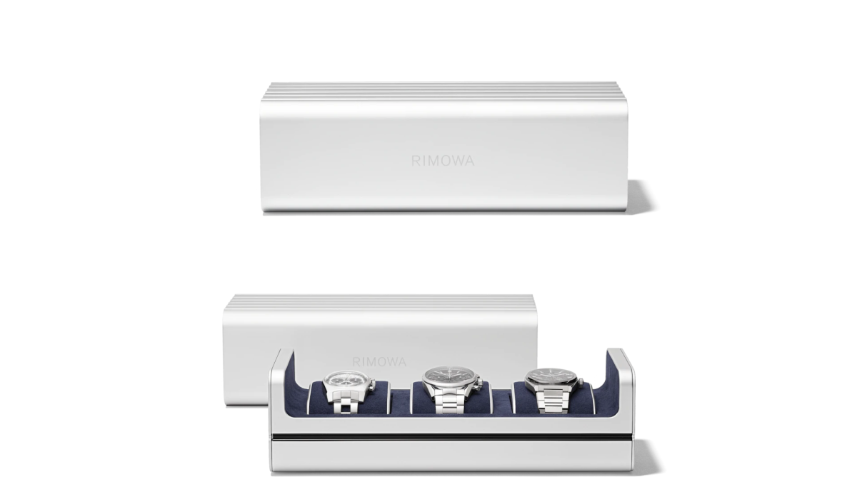 Rimowa watch case – MUSTHAVE