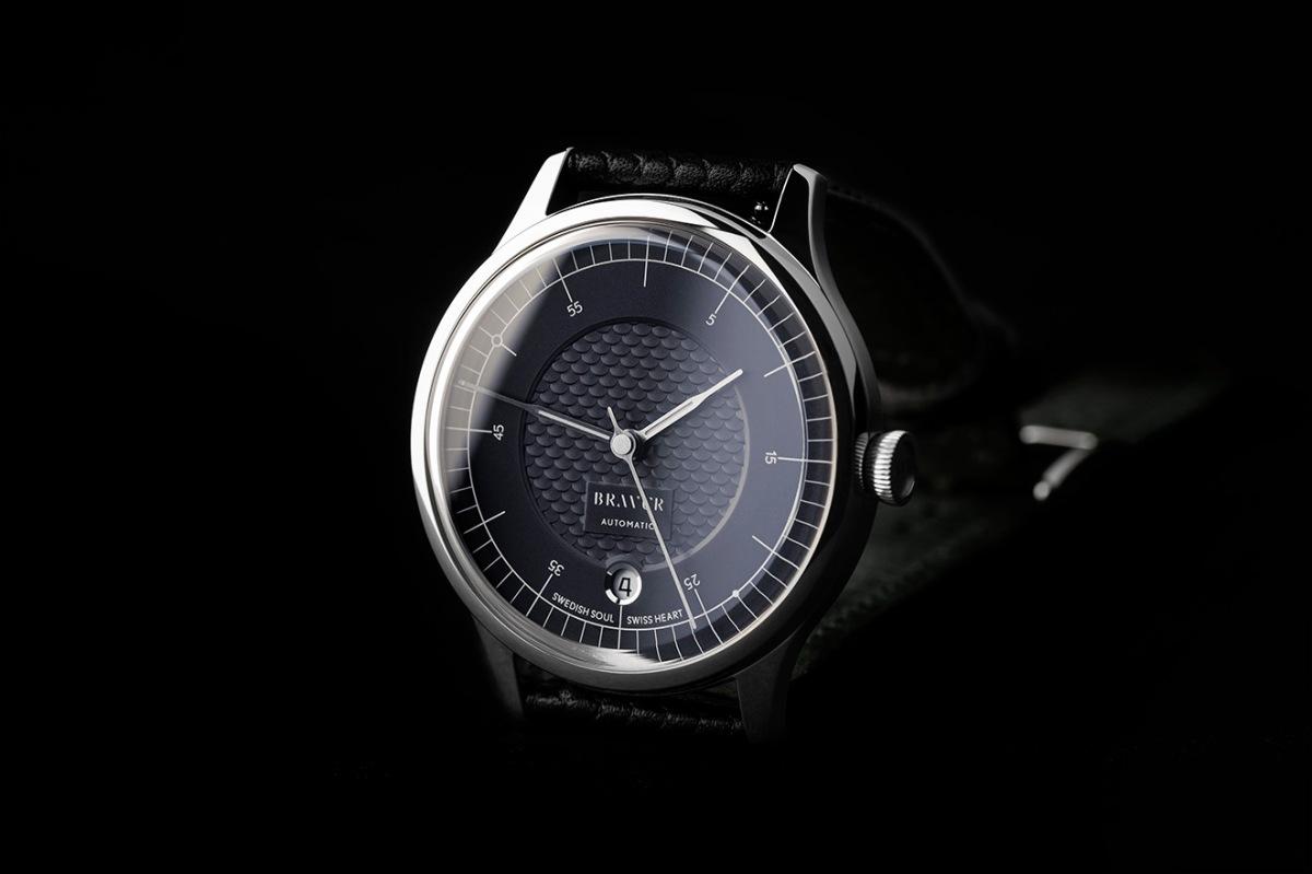 Bravur X Wingårdh Limited Editionwatches