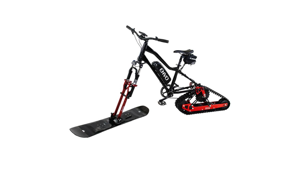 Envo electric snowbikekit