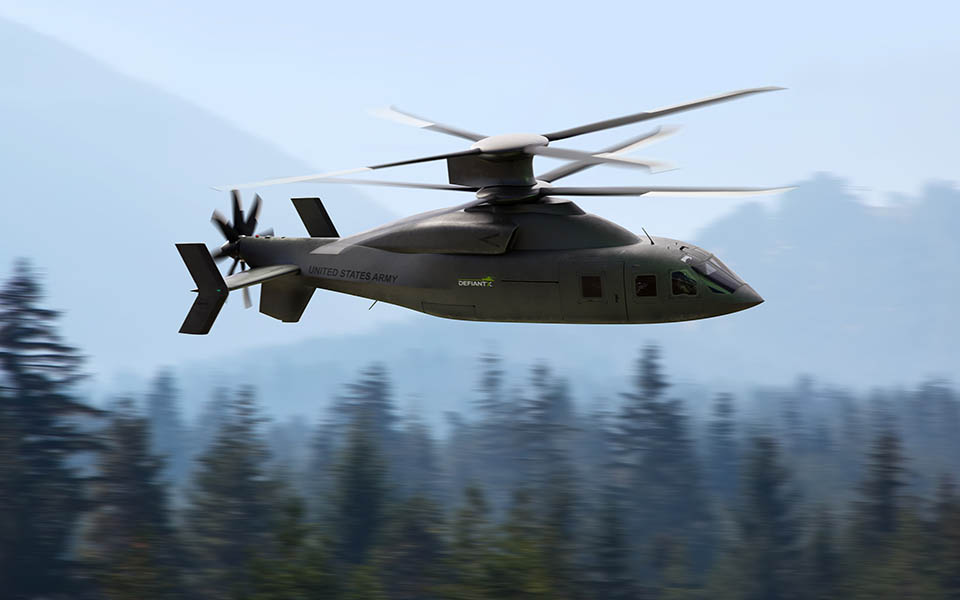 Boeing Defiant X – USA's new BlackHawk