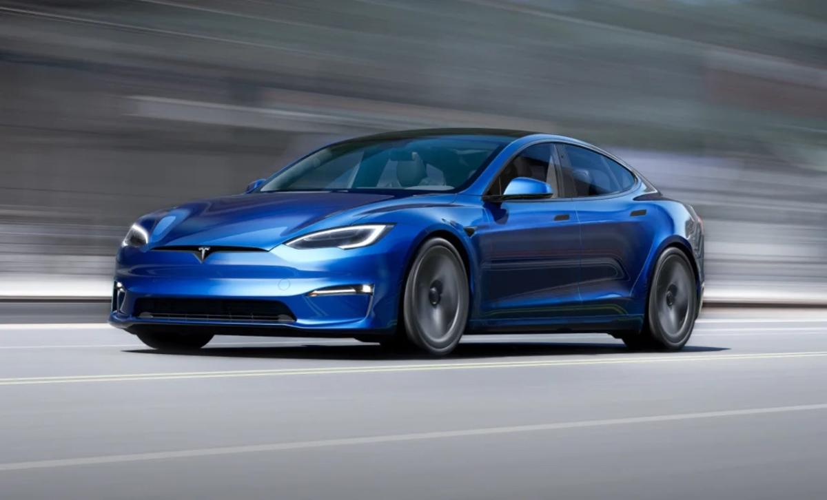 Tesla reveals Model S Plaid and Plaid+