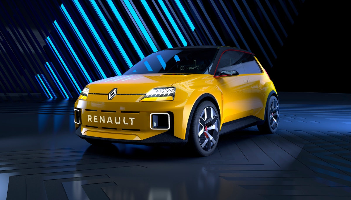 The rebirth of the Renault5