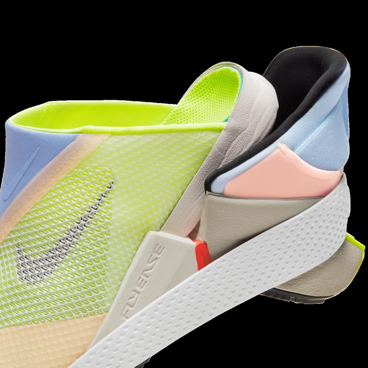 The Nike GOFlyEase